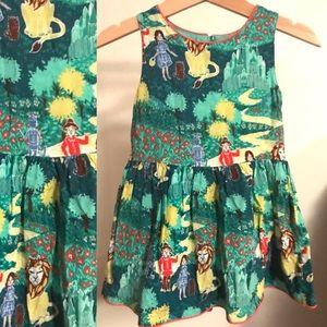 Wizard of Oz Osh Kosh Dress 18mo